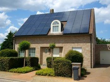 Zonnepanelen van Solarstunter